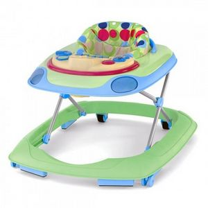 Ходунки Chicco Piano Baby Walker green