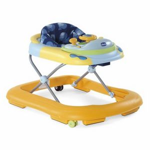 Ходунки детские Chicco DJ Baby Walker Driver yellow